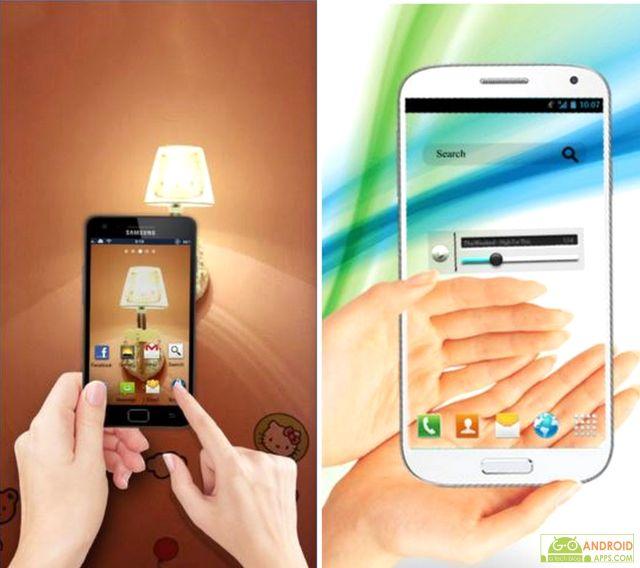 Transparent Live Wallpaper App