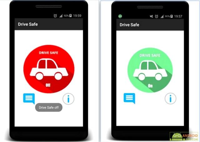 Drive Safe App