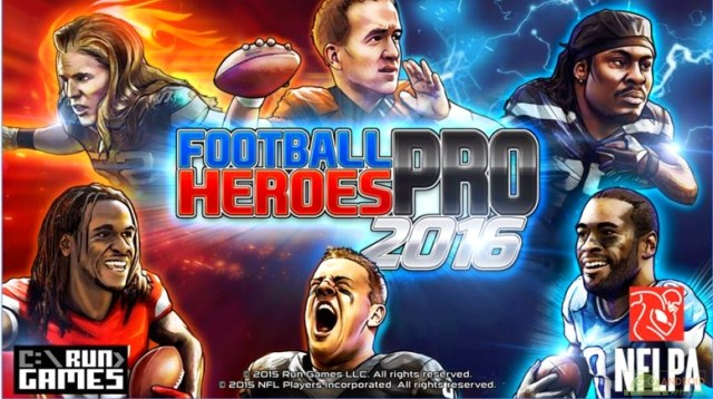 Football Heroes PRO 2016 Game