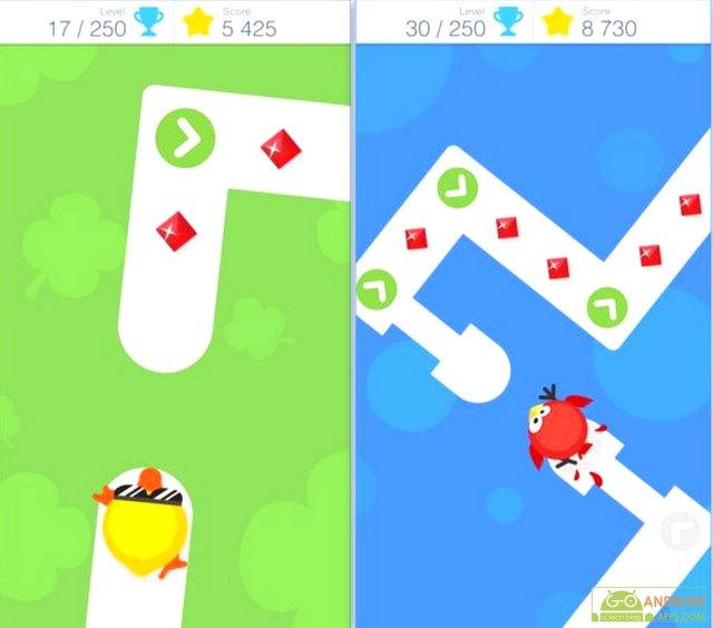 Tap Tap Dash Android Game