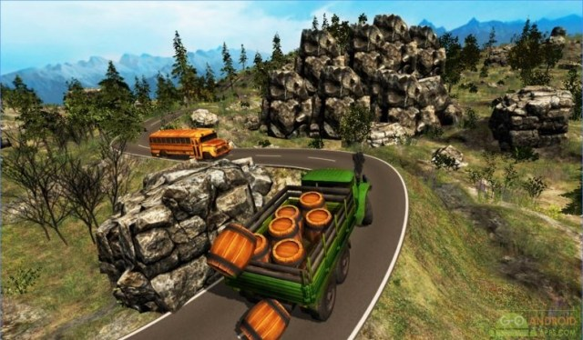 Truck Driver 3D Game