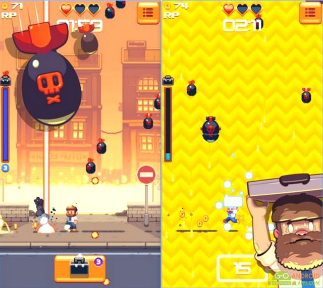 Ultimate Briefcase Android Game