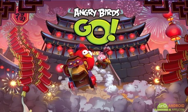 Angry Birds Go! Game, Android Games