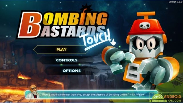 Bombing Bastards Touch!