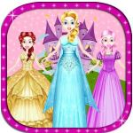 Dress Up Princess Girl