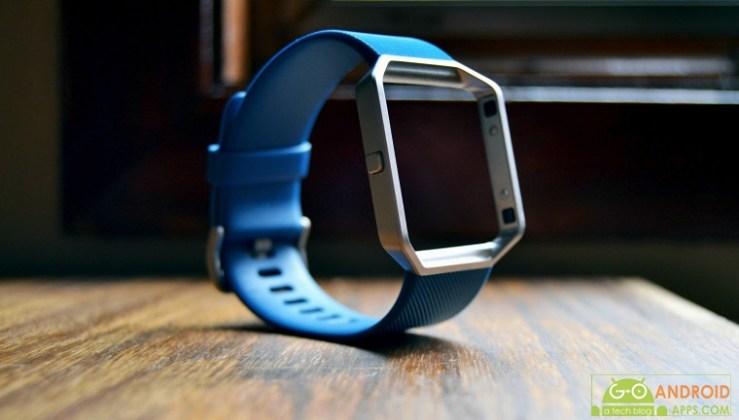 Fitbit Blaze Band Design