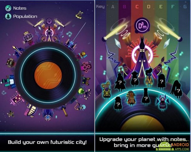 Groove Planet Game
