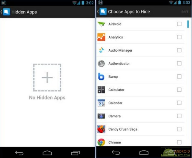 Hide App-Hide Application Icon App