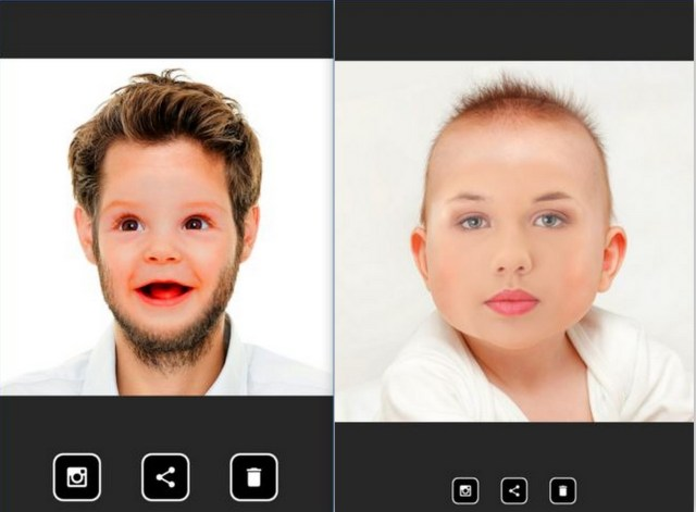 Live Face Swap App