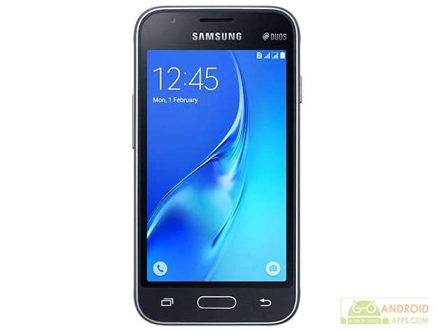 Samsung Galaxy J1 mini smartphone