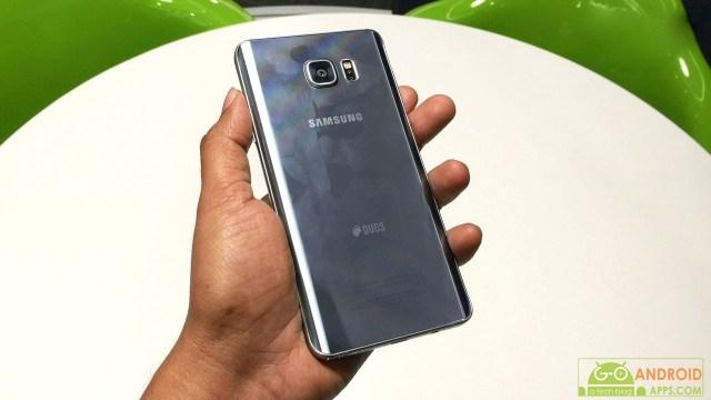 Samsung Galaxy Note 5 Dual Design