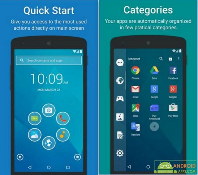 Smart Launcher 3 App