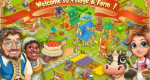 Village and Farm App