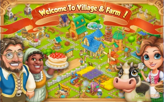 Village and Farm App