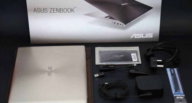 Asus ZenBook UX303UB Accesories