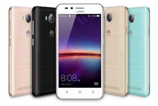 Huawei Y3 II Smartphones