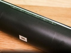 JBL Cinema SB250 Soundbar Design