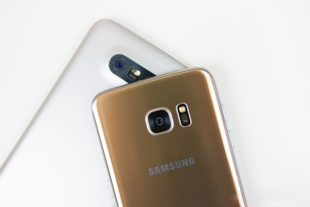 LG G5 vs Samsung Galaxy S7 Edge Camera
