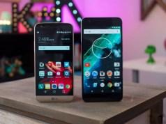 Lg G5 vs Nexus 6P Review