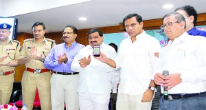 M Wallet mobile App launches by Telangana Government