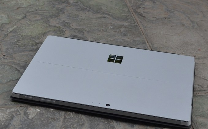 Microsoft Surface Pro 4 Design