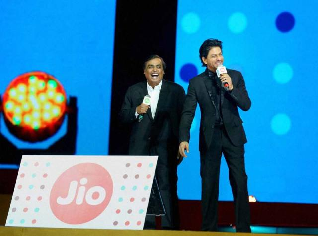 Reliance Jio 4G Launched Set