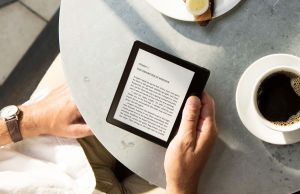 Slimmer Kindle Oasis