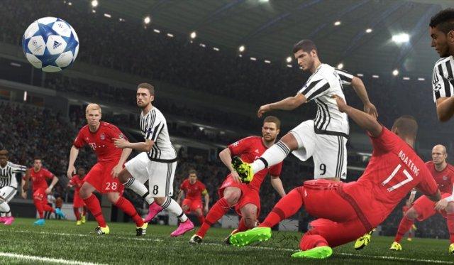 UEFA Euro EA Sports PES 2016 Fotball Game