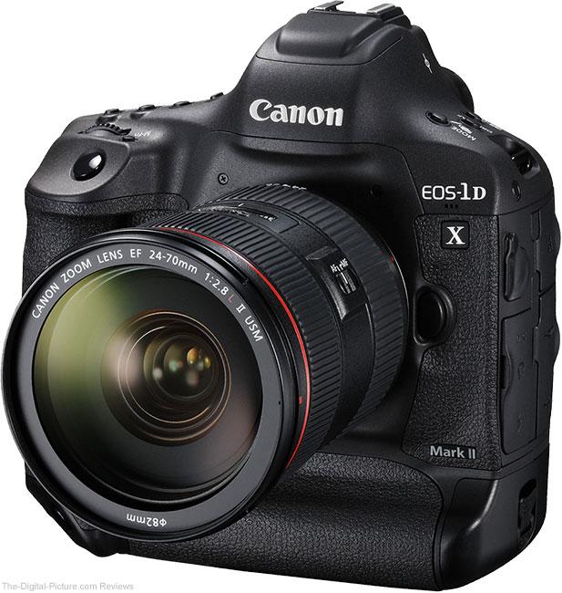 Canon EOS-1D X Mk II Design