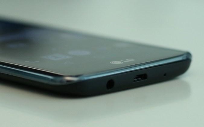LG K7 LTE USB