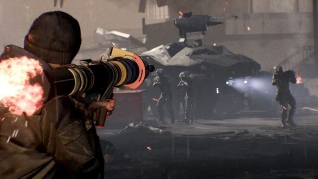The Revolution Game Review: Homefront