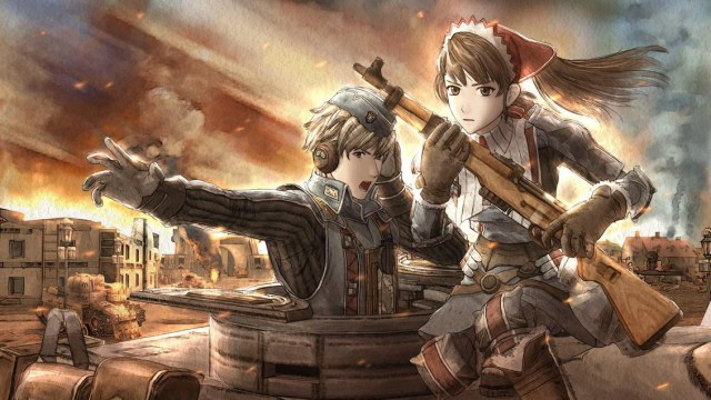 Valkyria Chronicles Remastered Game Review