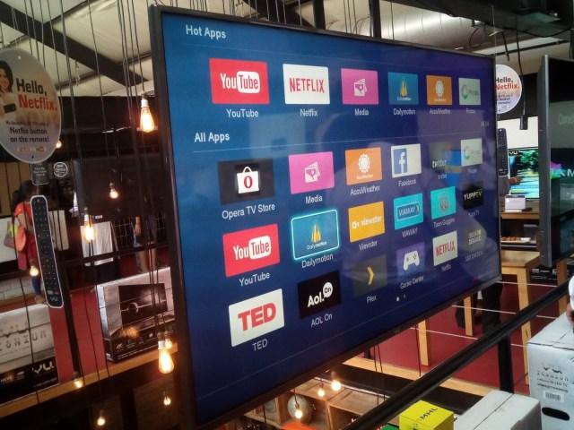 Vu 55-inch PremiumSmart television