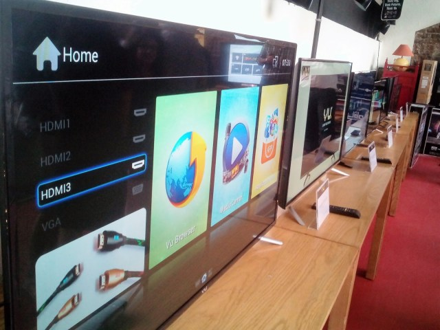 Vu launches new series of 20 to 55-inch PremiumSmart television in India