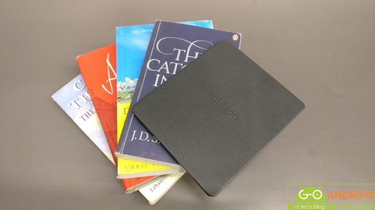 Amazon Kindle Oasis Looks