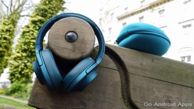 Sony h.ear on MDR-100ABN Headphones