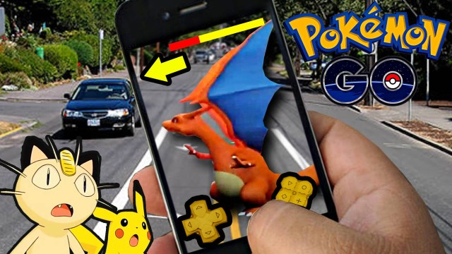 Love Pokemon Go? The game could put you privacy at risk