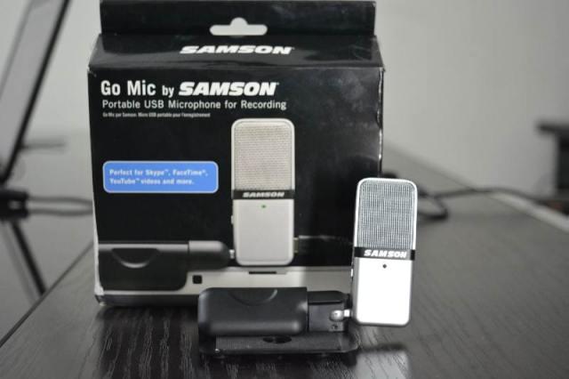 Samson SAGOMIC USB Condenser Microphone Box