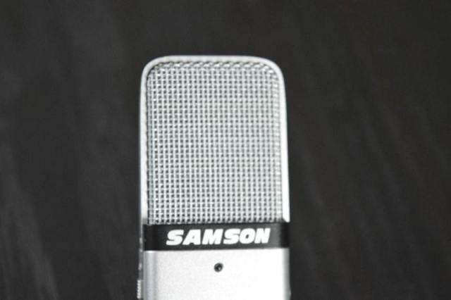 Samson SAGOMIC USB Condenser Microphone