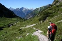 Mehrtagestour mit dem Alpine Specialist (Alle Rechte Vorbehalten)