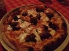 Pizza de Goa at Chapora