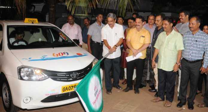 CM FLAGS OFF THE LAUNCH