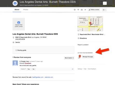 Google biz claim 2