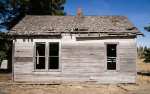 tear-down house