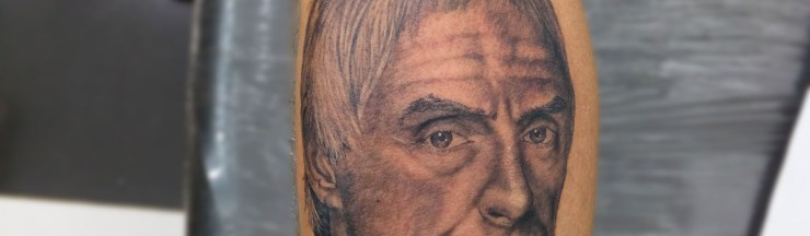 Paul Weller Realistic Portrait