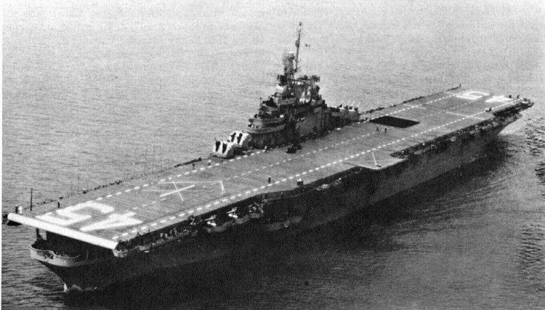 Aircraft Uss Forrestal Carrier