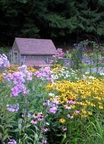 Stunning perennial gardens