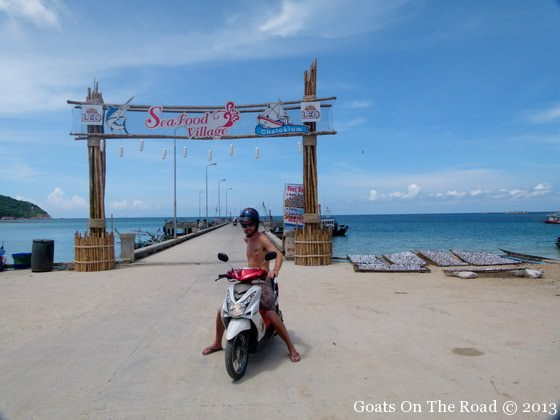 what to do in koh phangan