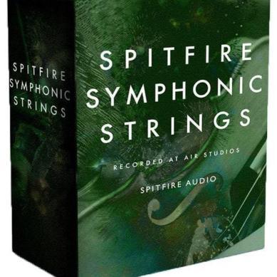 Spitfire Audio Symphonic Strings V 1 0 2 KONTAKT | Go AudiO