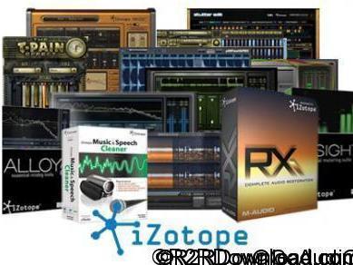 iZotope Bundle Free Download (Mac OS X) | Go AudiO